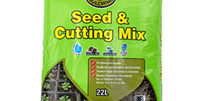 Rocky Point Seed & Cutting Mix - 22 litre bags