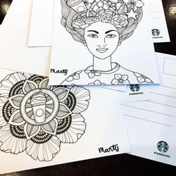 StarbucksXMartyWoods