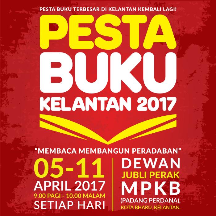 Kelantan Book Fest 2017