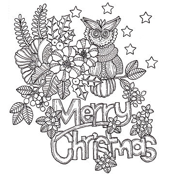 Coloring page by Marty Woods