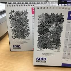 SMO Bookstores 2018 Calendar