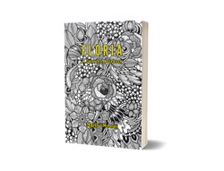 Floria - A Coloring Notebook