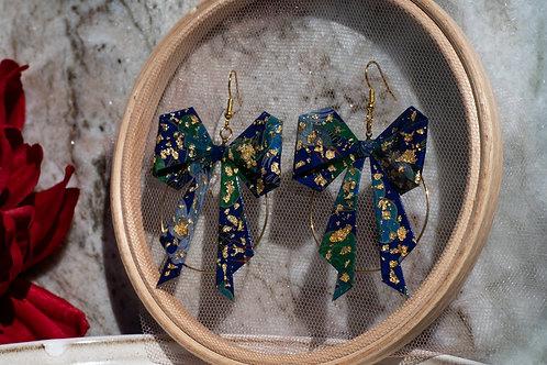 Yumi Ribbon Earring