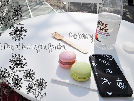 Photodiary: A day at Kensington Gardens