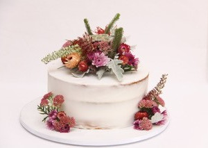 Our perfect Lemon Wedding Cake