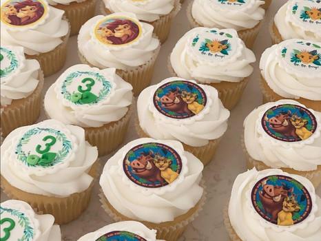 Jungle Cupcake Success