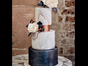 Featured in Complete Weddings magazine