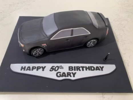 Cars and Cake!