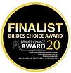 Brides Choice Finalist 2020