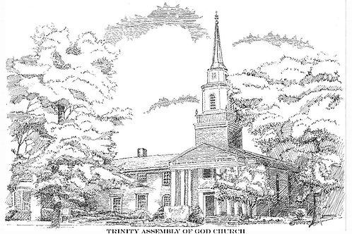 TRINITY ASSEMBLY of GOD CHURCH