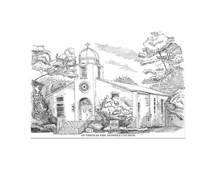ST THOMAS the APOSTLE ROMANIAN ORTHODOX CHURCH