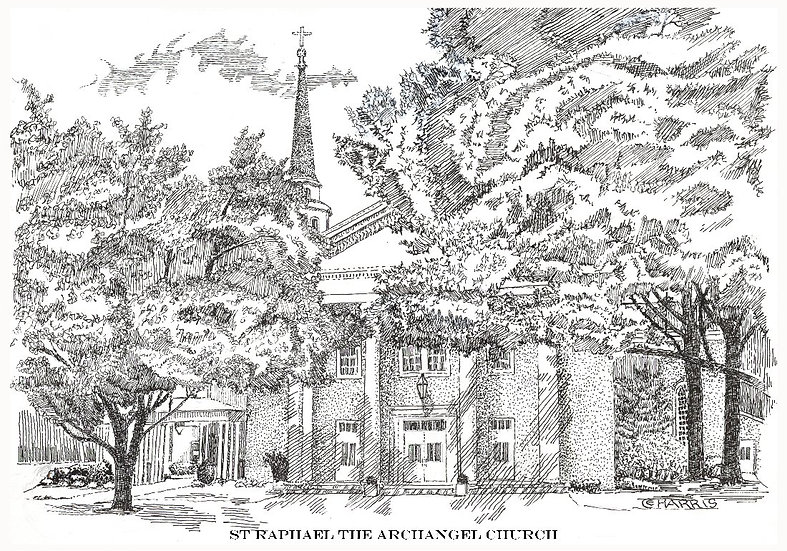 ST RAPHAEL the ARCHANGEL CHURCH