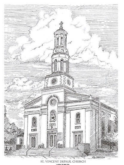 ST. VINCENT DEPAUL CHURCH