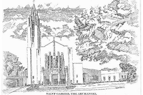 ST GABRIEL the ARCHANGLE ATHOLIC CHURCH
