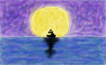 Starry Night at Sea.tif
