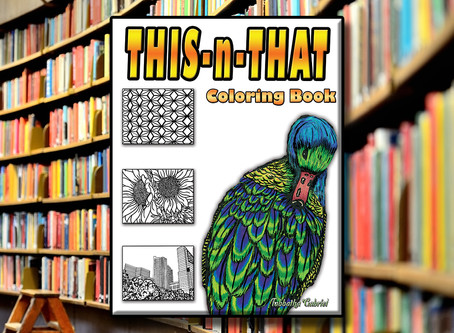 This-n-That Coloring Book