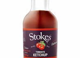 Stokes Sauces (Tomato Ketchup, BBQ, Brown Sauce & More)