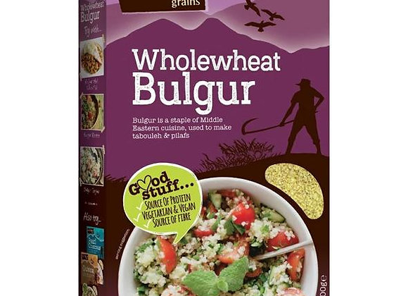 Wholewheat Bulgar