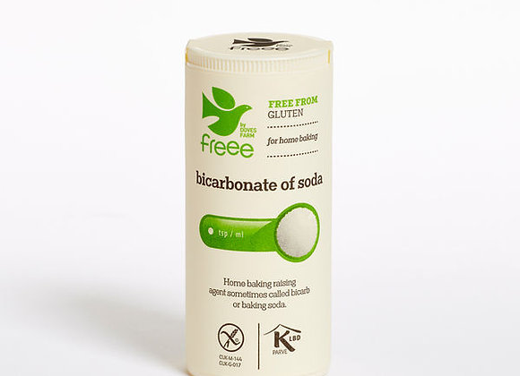 Freee (Doves Farm) Gluten Free Bicarbonate of Soda