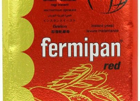 Fermipan Instant Red Dried Yeast 500g