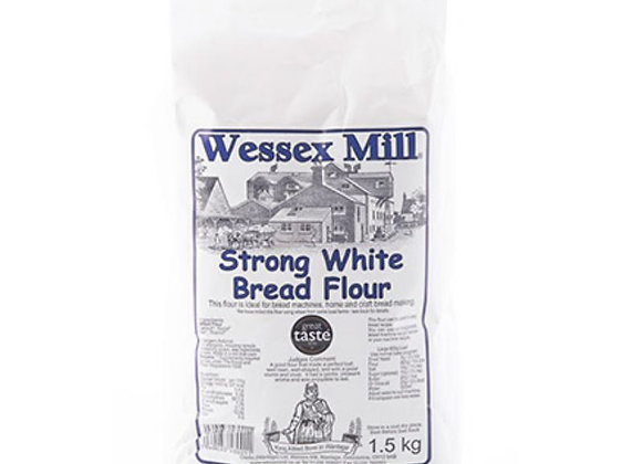 Wessex Mill Strong White Bread Flour - 1.5kg
