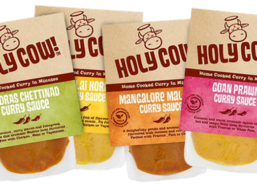Holy Cow! Curry Sauce