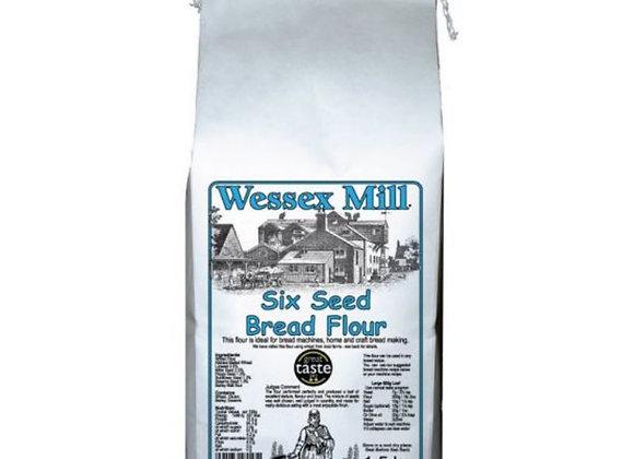 Wessex Mill Six Seed Bread Flour - 1.5kg