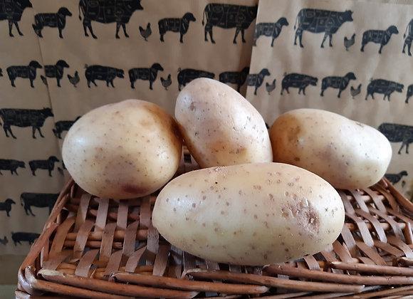 4 x Baking Potatoes