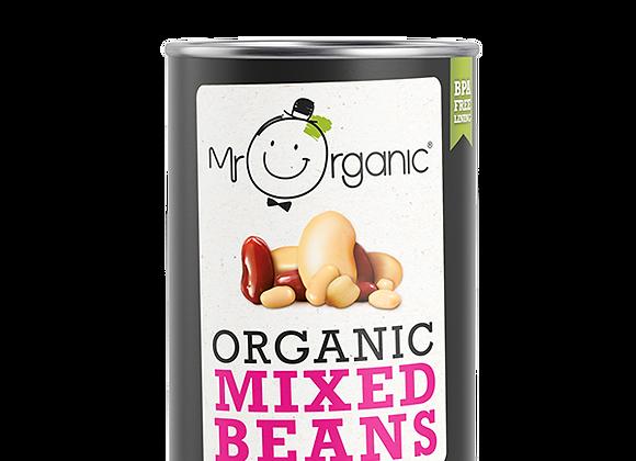 Mr Organic Mixed Beans