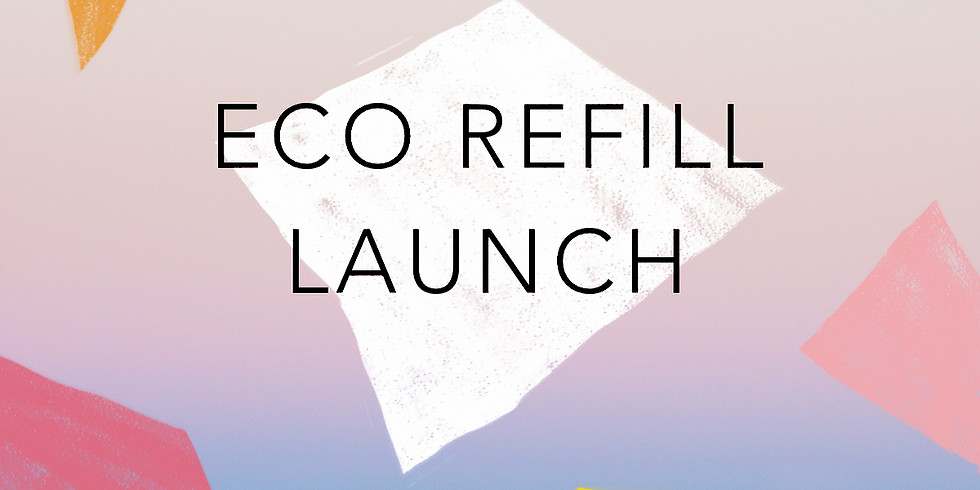 Official Launch of our Eco Refill Area