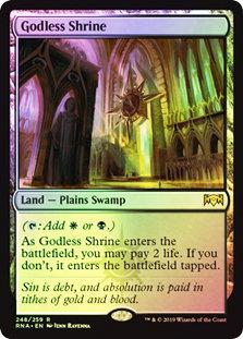 Godless Shrine / Foil