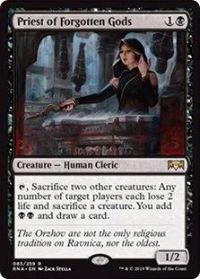 Priest of Forgotten Gods