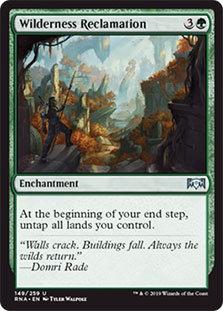 Wilderness Reclamation / Español