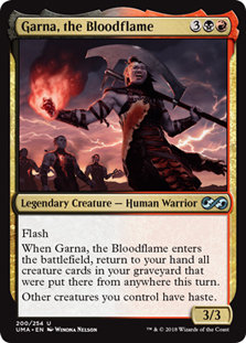 Garna, the Bloodflame (UMA)