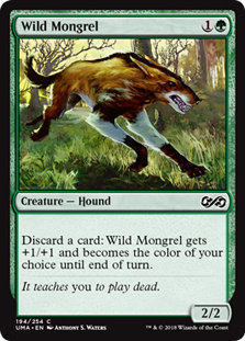 Wild Mongrel