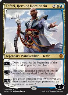 Teferi, Hero of Dominaria