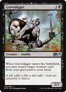 Gravedigger (M19)