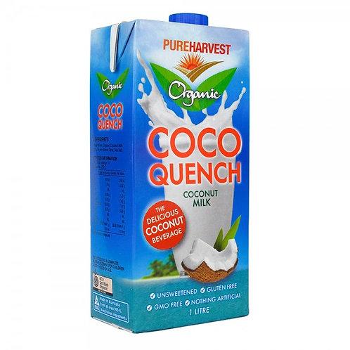 Organic Coco Quench 1L