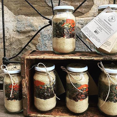 Cous Cous Salad Recipe Jar
