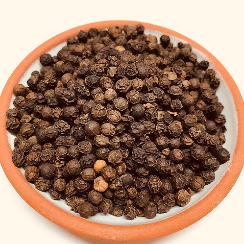 Organic Peppercorns Black