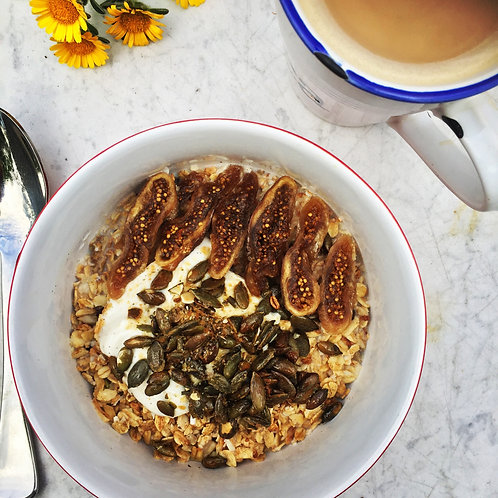 Overnight Oats Fig and Cinn Large