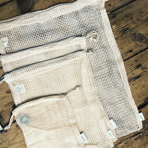 Org Mesh Large Produce Bags