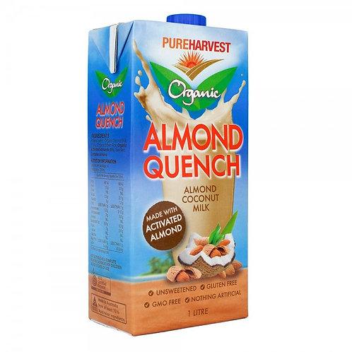 Organic Almond Quench 1L