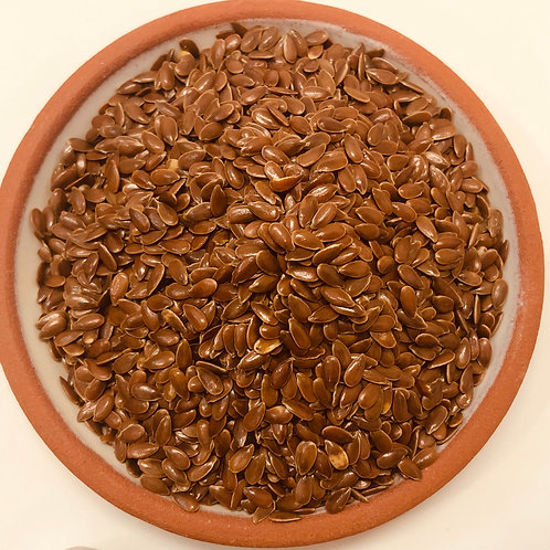 Linseed/Flaxseed Brown