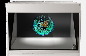 POP3 Holographic display