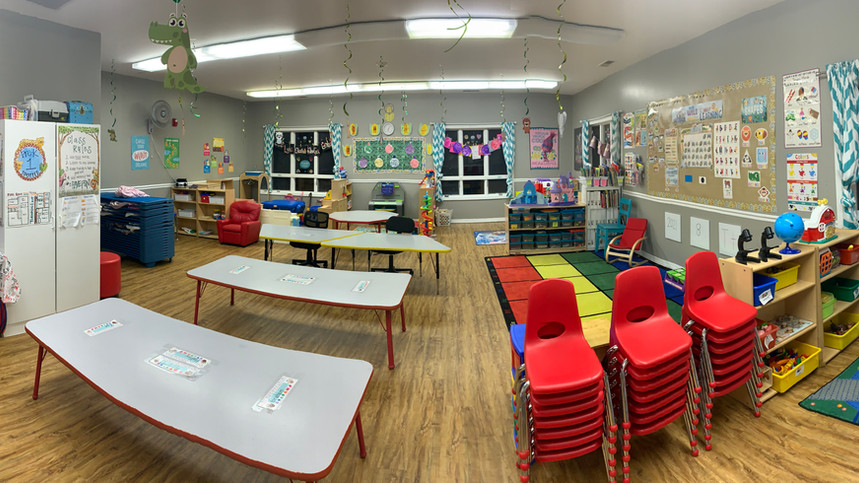Pre-K 1 Classroom