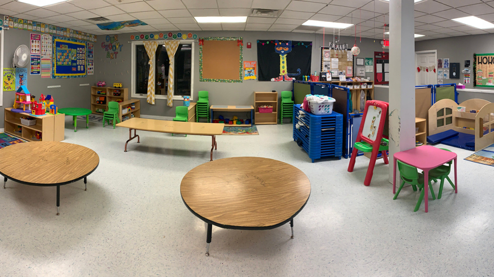 Toddler 2 Classroom