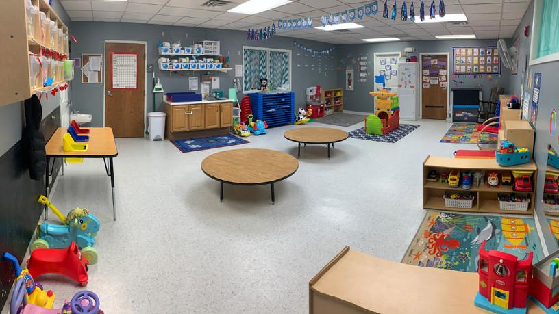 Toddler 1 Classroom