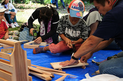 木工教室②