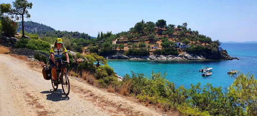 """The Halkidiki Holiday - Sweaty Summer Cycling in Greece's """"Jewel of the North"""""""